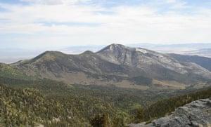 Snake Range, Great Basin National Park