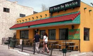 El Taco De Mexico, Denver
