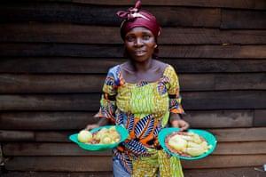 DRC Gorilla Beans: DR Congo's South Kivu province