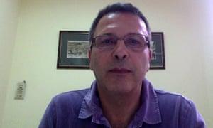 Entrepreneur Jalal Abu Ghazaleh for Patrick Kingsley piece