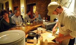 Rioja restaurant, Denver