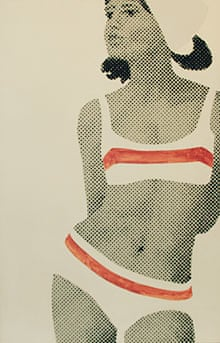 Number Seventy-One (1965) by Gerald Laing