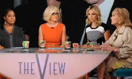 Jenny McCarthy The View