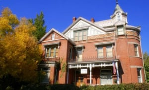 Armstrong Mansion Bed and Breakfast, SLC