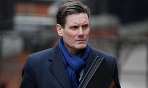 Keir Starmer, director of public prosecutions