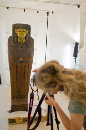 Mummy Explorer: at The Museum of Mediterranean and Near Eastern Antiquities in Stockholm