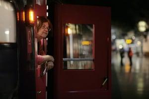Night Riviera: Waiting for the off at Paddington