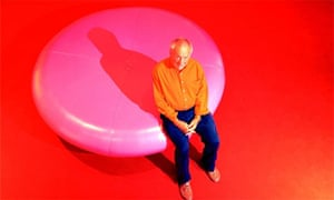 Richard Rogers RA: Inside Out exhibition - London