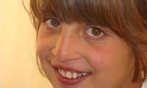 Um Hamza's daughter Rahaf
