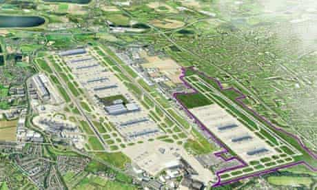 Options for third runway