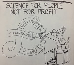Funding a scientist – a cartoon from Science for People, issue 43