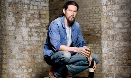 Evin O'Riordain at Kernel Brewery