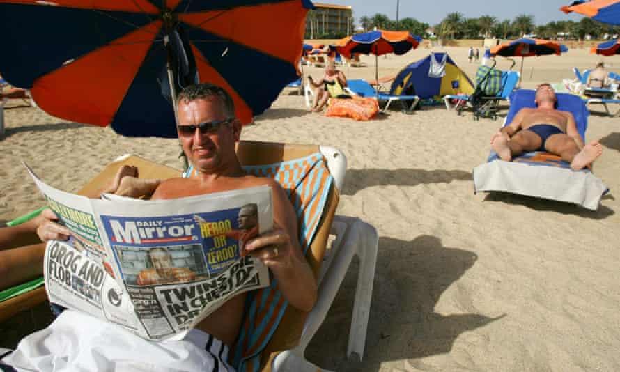 summer reading newspaper