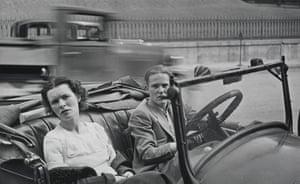 Walker Evans: Parked Car, Small Town Main Street, 1932