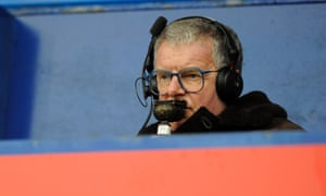 John Motson, whose house sits at the summit of the Rampe du Motty.