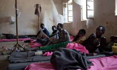 South Sudan hospital