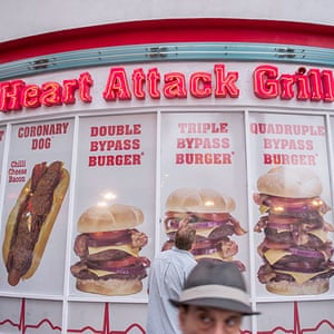 Las Vegas in pictures: Heart Attack Grill
