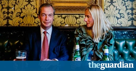 'Which curry house is open late?': Nigel Farage and Marina ...