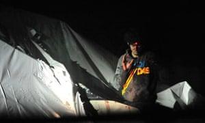 dzhokhar tsarnaev arrest