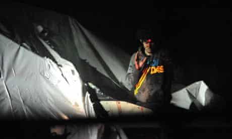 Boston Marathon bombing suspect Dzhokhar Tsarnaev's capture
