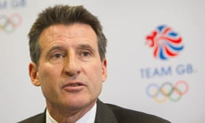 Lord Coe chairs Olympics legacy charity
