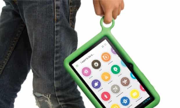 XO tablet for kids