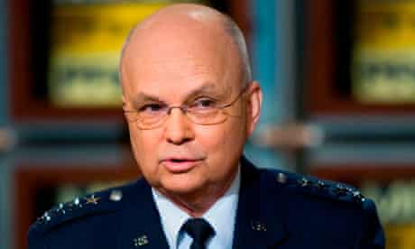 Michael Hayden during his time as the head of the CIA