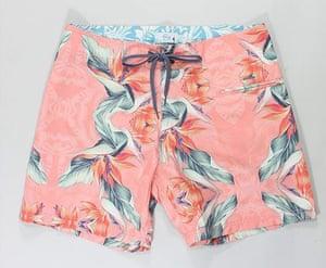 Shorts: Riz Burgh Paradise Boardshorts