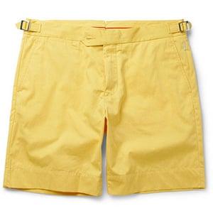 Shorts: Norwich Cotton Shorts