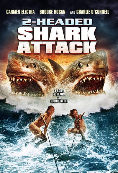 Beyond Sharknado: shark movie posters - in pictures | Film