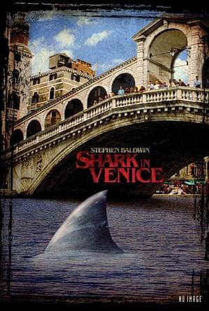 Shark Film Posters: Shark in Venice