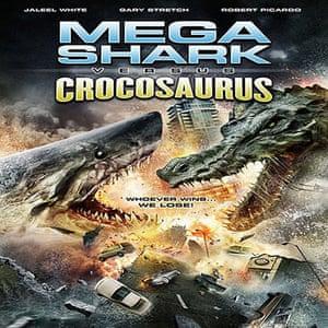 Shark Film Posters: Mega Shark versus Crocasaurus
