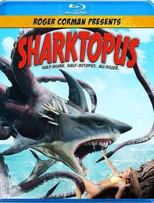 Shark Film Posters: Sharktopus