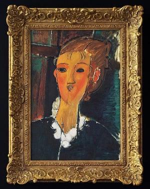 Copied Pictures: Jeune Femme a la Collerette