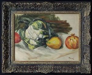 Copied Pictures: Cauliflower & Pomegranates