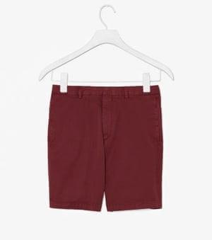 Budget shorts: Casual tailored shorts