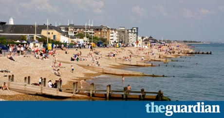 Weatherwatch The Uk 39 S Sunniest Spot News The Guardian