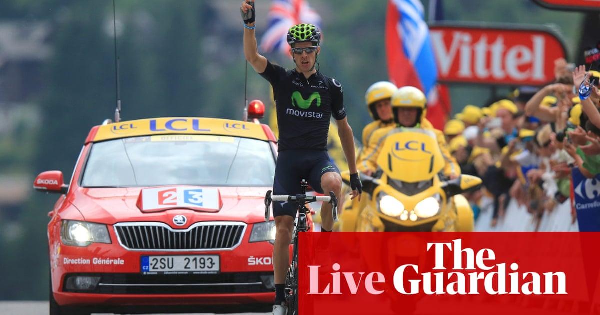 Tour de France 2013  Rui Costa wins stage 19 – as it happened a66d2903e