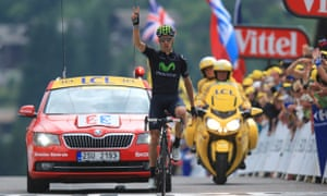 Rui Costa wins Stage 19 Photograph  Doug Pensinger Getty Images d425a106f