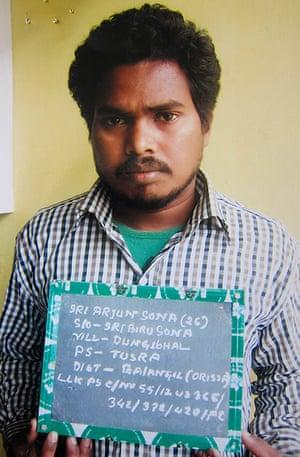 Indian Slavery: Laluk police station