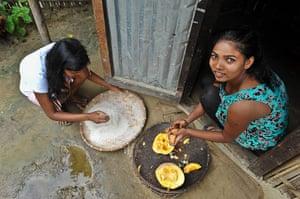 Indian Slavery: Shivani Kujar, 22, and sister Elaina Kujar, 20