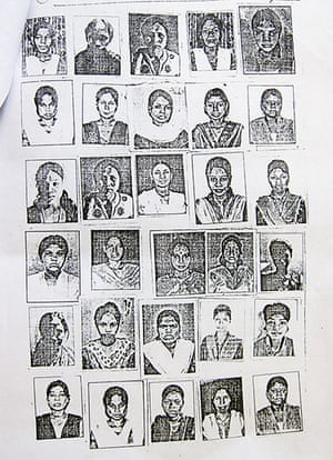 Indian Slavery: Women on the books of a maid placement agency