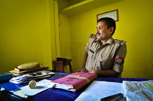 Indian Slavery: Sub-inspector Nirmal Biswas