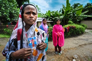Indian Slavery: Saphira Khatun