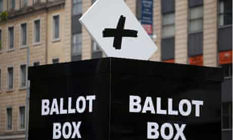 Bristol Goes To The Polls To Appoint Their First Elected Mayor