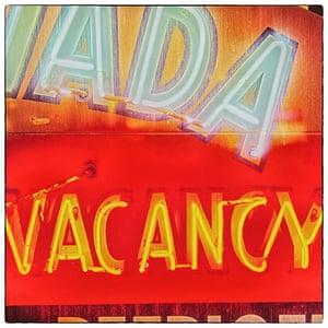 Las vegas gallery: A neon vacancy sign, Las Vegas