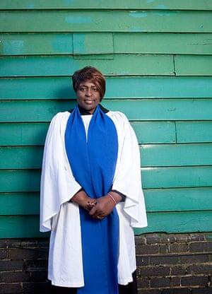 CofE: Pat Richards a Reader at St Mary & St Ambrose