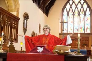 CofE: Rev Claire Lording