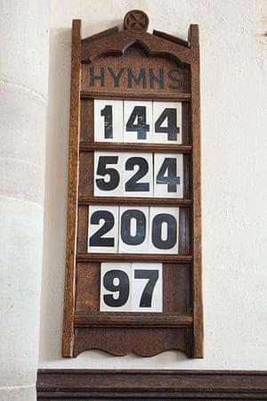 CofE: Hymns