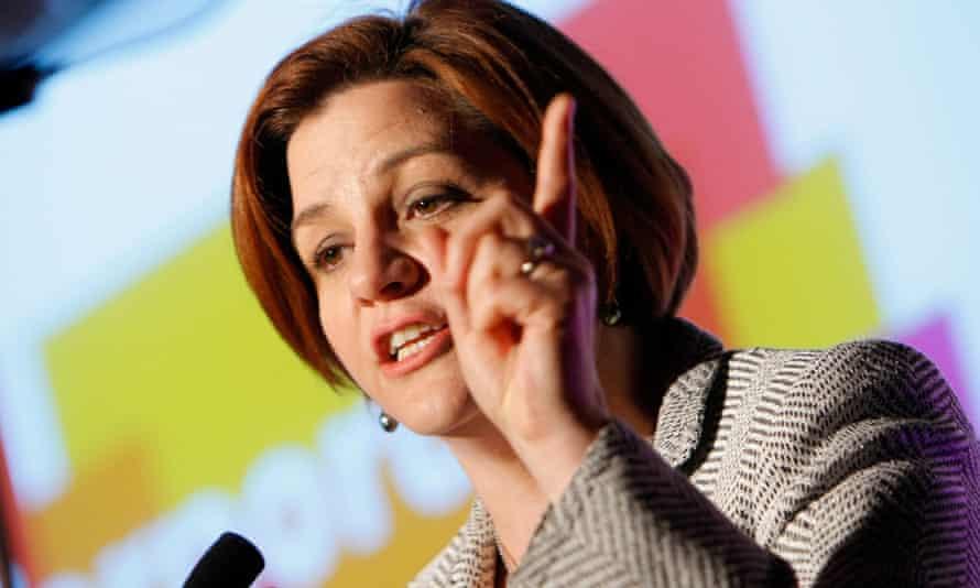 Christine Quinn: can she win?